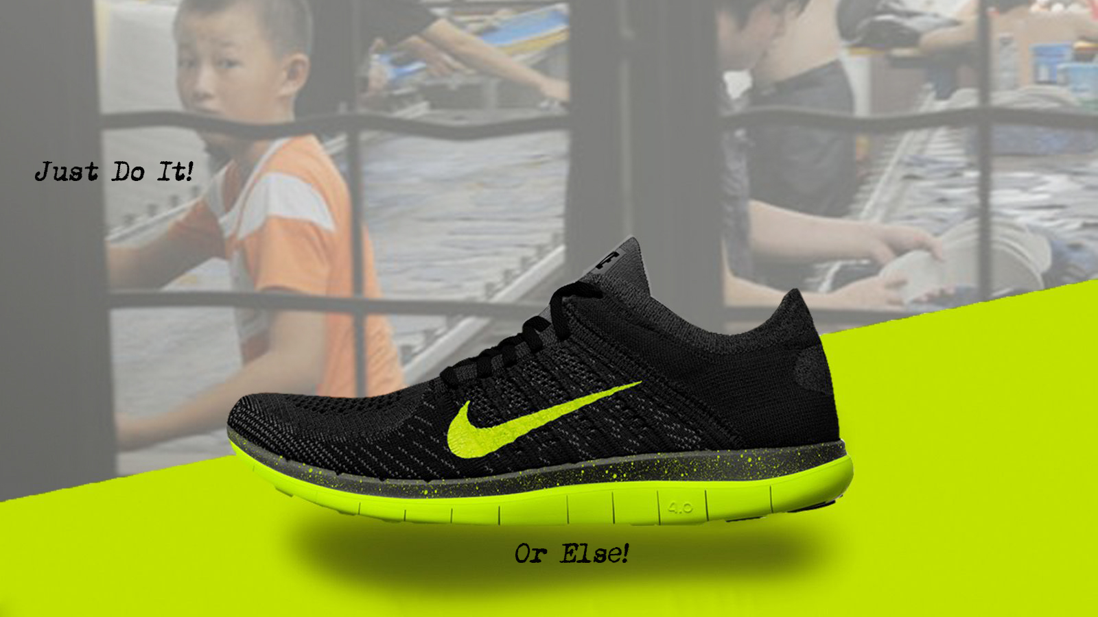 Nike is one of the most famous child labor benefactors but not the only one!